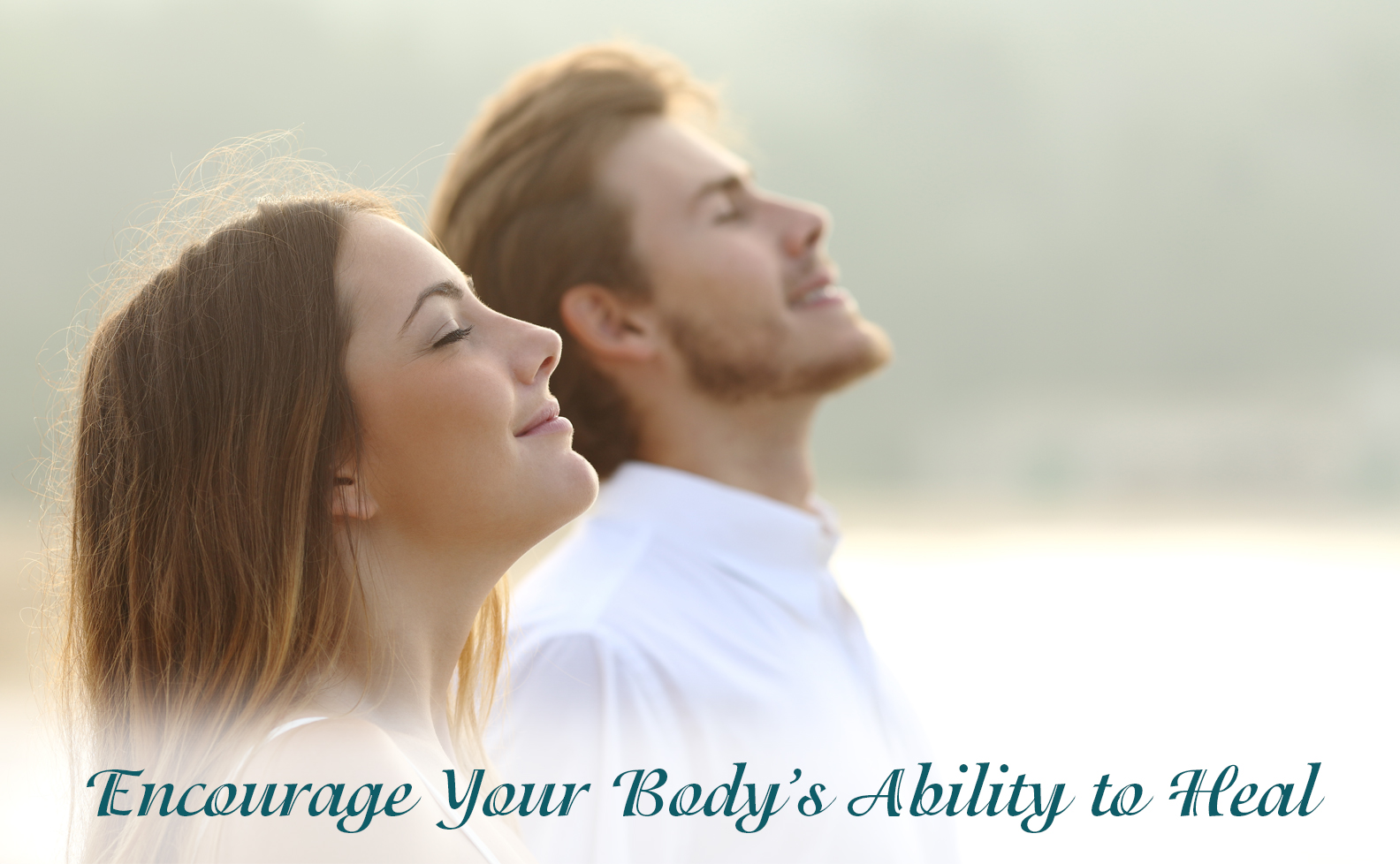 Encourage Your Body's Ability to Heal